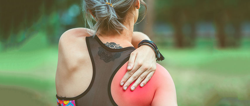 3 Common Causes of Shoulder Pain