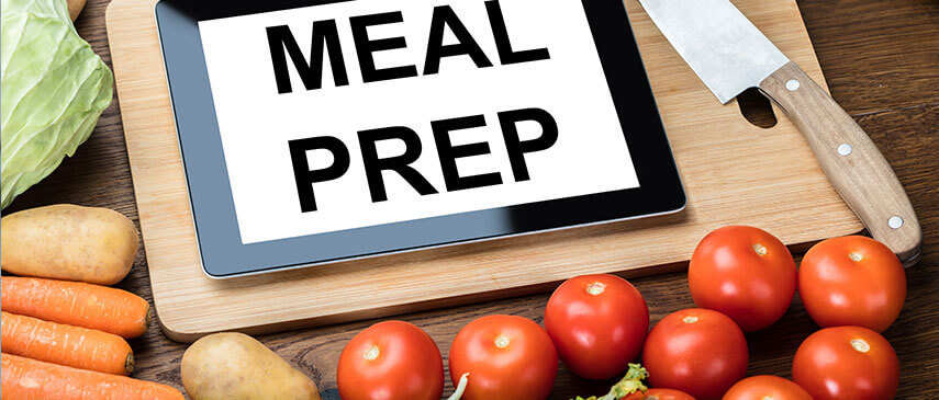 meal prepping can optimize your physical health