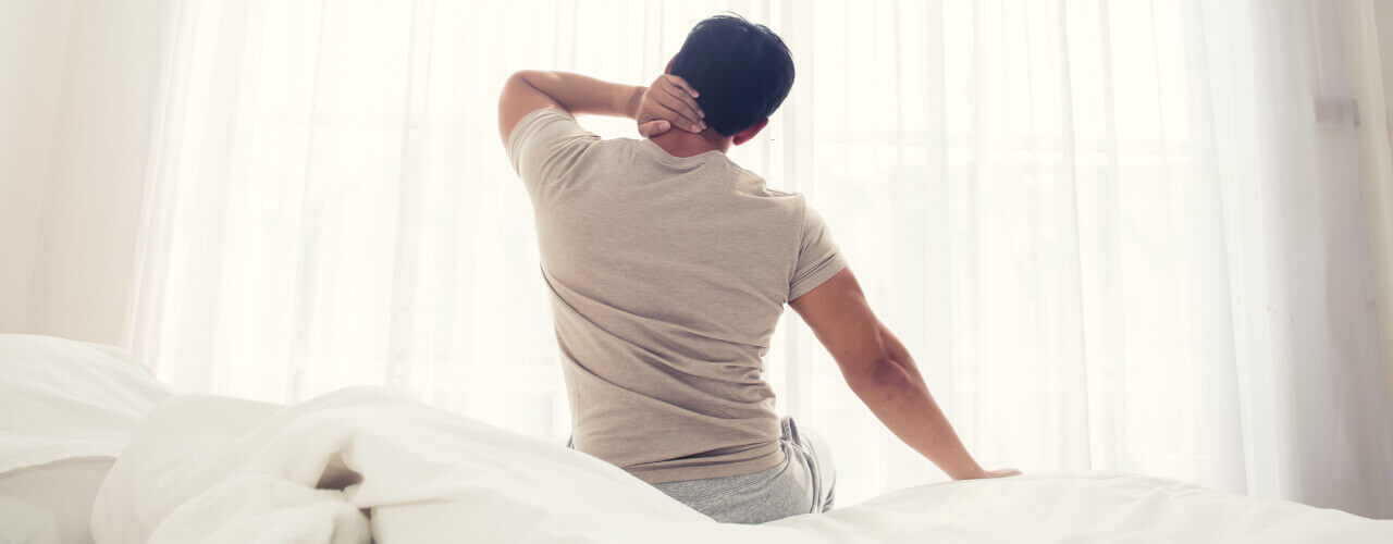 Sick and Tired of Those Morning Aches and Pains? We Can Help!